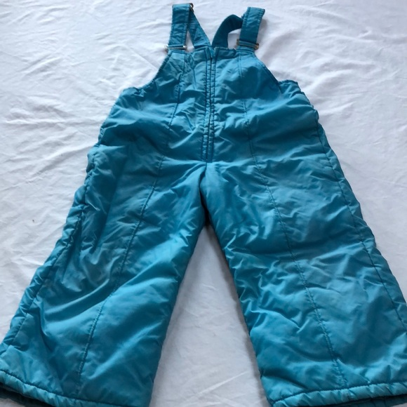 8ed10c046 Sears Jackets & Coats | Snow Suit Brand Insulated Size 4 Blue | Poshmark